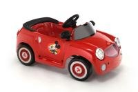 MICKEY CLUBHOUSE 6v Electric Car. (Red)