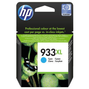 HP 933XL Cyan Ink cartridge - CN054AE