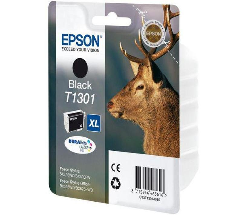Epson T6138 - Print cartridge - 1 x matte black