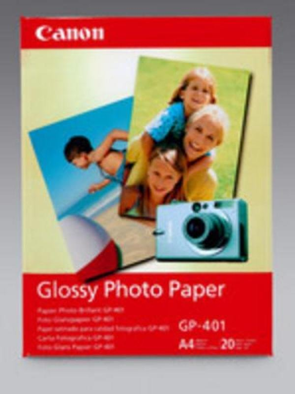 Canon Glossy Photo Paper 10 x 15cm 170gsm (Pack of 100)