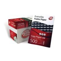Pukka Pads A4 80gsm White Copier Paper - 2500 Sheets