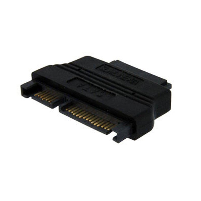 Startech Female Slimline SATA to SATA Adapter with Power