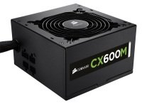 Corsair 600W CXM Builder Modular 80 Plus Bronze PSU 3 Year Warranty