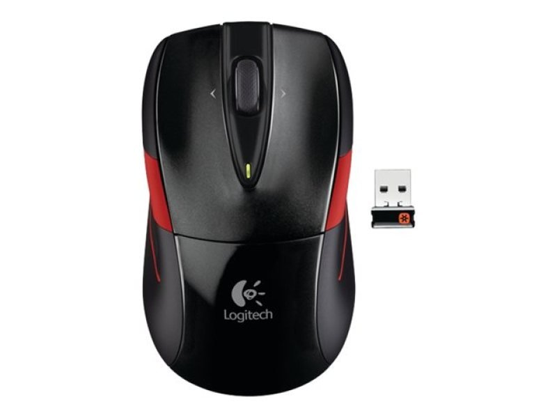 Image of Logitech Wireless Mouse M525 Black