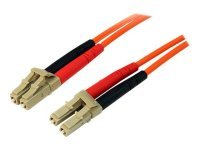 30m Multimode 50/125 Duplex Fiber Patch Cable LC - LC