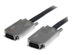100cm Serial Attached SCSI SAS Cable - SFF-8470 to SFF-8470