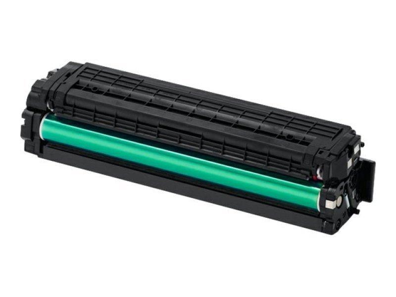 Samsung CLT-M504S Magenta Toner Cartridge - 1,800 Pages
