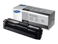 Samsung CLT-K504S Black Toner Cartridge - 2,500 Pages