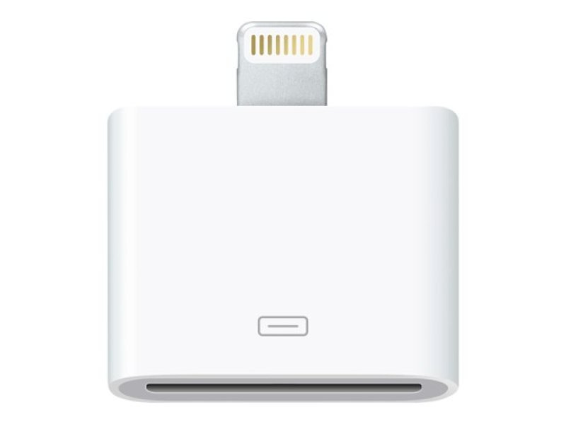 Image of Apple Lightning to 30-pin Adaptor