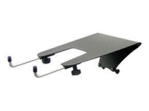 Ergotron - Notebook arm mount tray