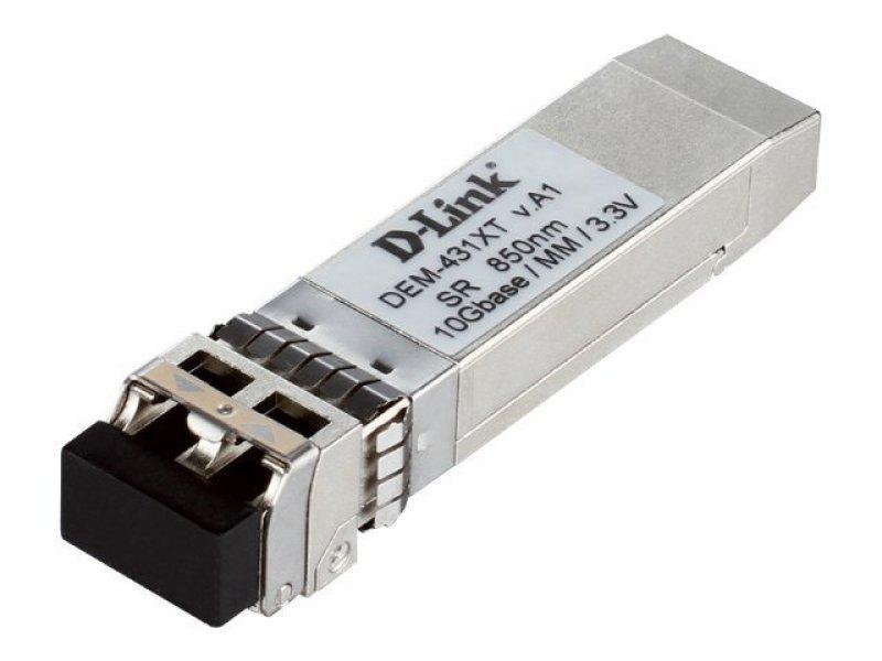 D-Link DEM 431XT SFP+ Transceiver Module