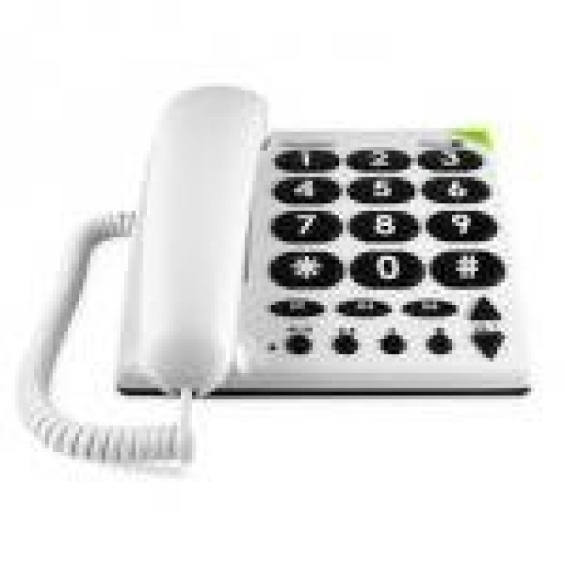Image of Doro 2685 Big Button Corded Telephone Large Visual