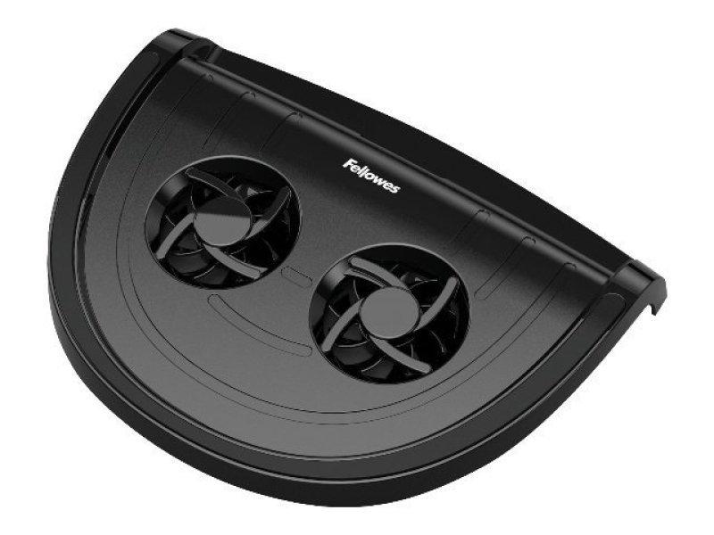 Image of Fellowes Smart Suites Laptop Cool Pad - Black