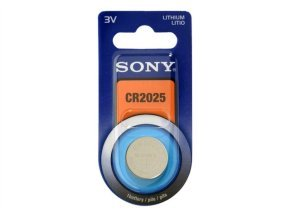 Sony Lithium Battery CR2025 - 1pack