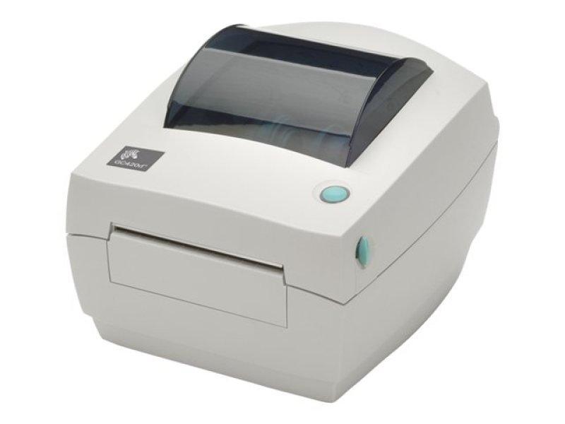 Zebra GC420 Direct Thermal Desktop Printer