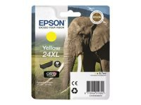 Epson 24XL Yellow Ink Cartridge- Blister pack