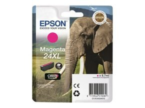 *Epson 24XL Magenta Ink cartridge- Blister