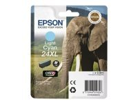 Epson 24XL Light Cyan Ink Cartridge- Blister