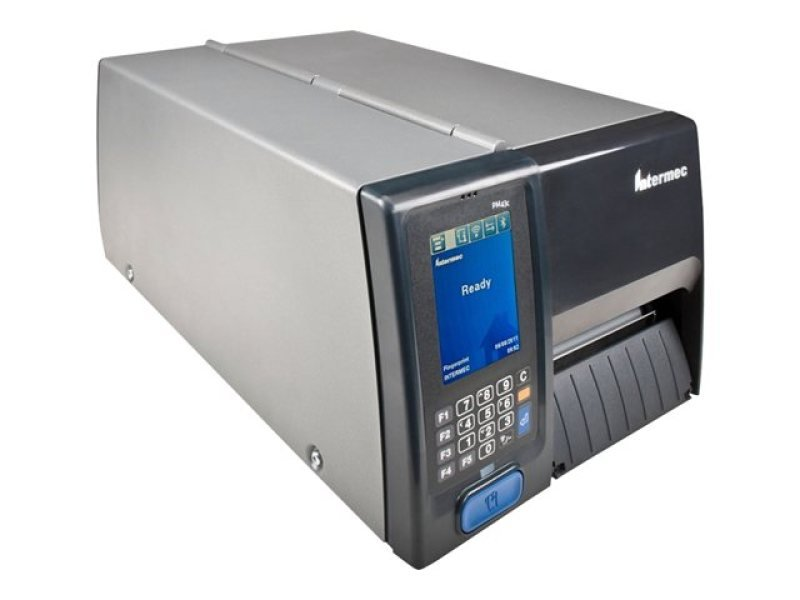 """Intermec PM43C Touch Screen Direct Thermal & Thermal Transfer 203dpi 4"""" Compact Printer"""
