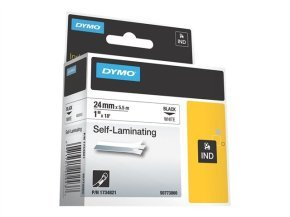 DYMO Rhino Self-Laminating Vinyl Labels