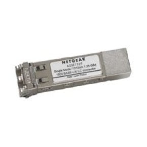 Netgear AGM732F Single Mode Fibre LC Gigabit Module For Layer 2 And 3 Managed Switches