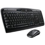 Logitech Wireless Combo MK330 UK layout