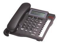 Interquartz Gemini CLI 9335 Corded phone w/ caller ID Black