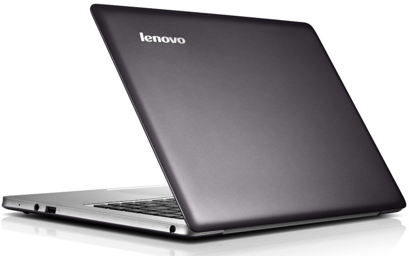Lenovo U410 Ultrabook Intel Core i33217U 1.8GHz 500GB HDD 4GB RAM 24GB SSD 14&quot HD LED NOOPT NVIDIA GT 610M Webcam Bluetooth Windows 8 64bit  Graphite
