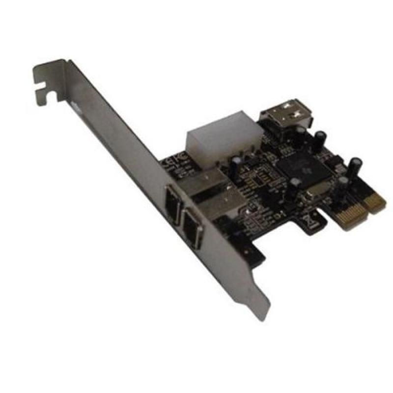 DYNAMODE PCI EXPRESS CARD - 3 PORT FIREWIRE