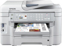 Epson WorkForce WF-3530DTWF Multifunction Inkjet Printer