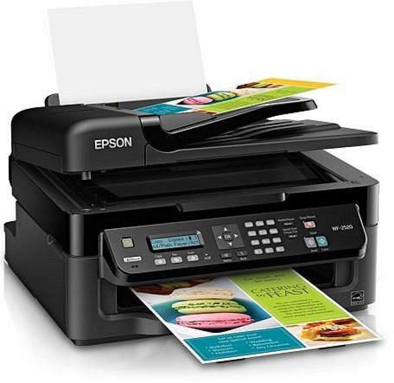 Epson WorkForce WF-2520NF All in One Inkjet Printer
