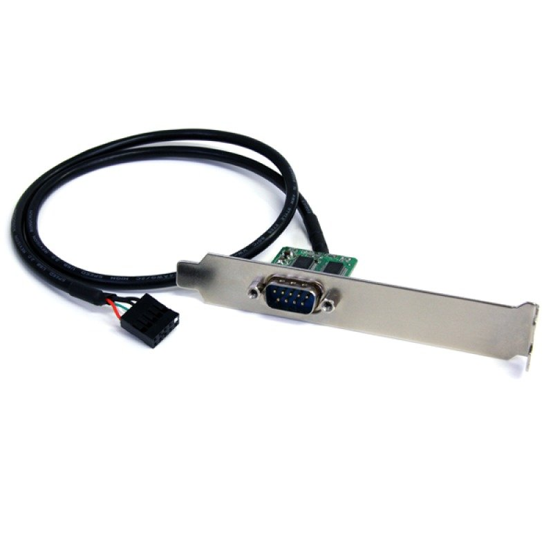 *StarTech.com 24in Internal Motherboard USB Header to Serial RS23 Adapter