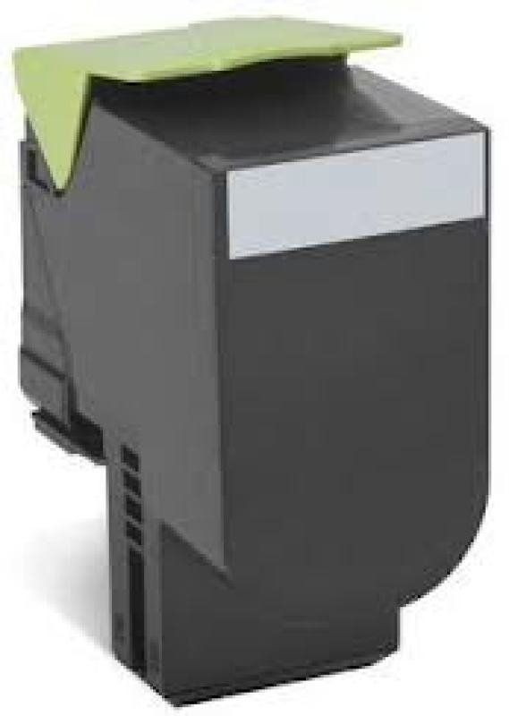 Lexmark 702HK Black Toner cartridge