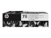 HP 711 OriginalPrinthead Replacement Kit, For use with - Designjet T120 & T520  - C1Q10A