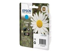 Epson 18 Daisy Cyan Ink Cartridge