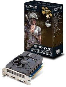 buy Sapphire HD 7770 GHZ Edition OC 1GB GDDR5 DVI