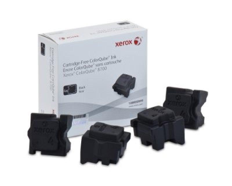 Xerox 4 Sticks Black Solid Ink