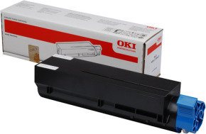 OKI B401dn Black Toner Cartridge