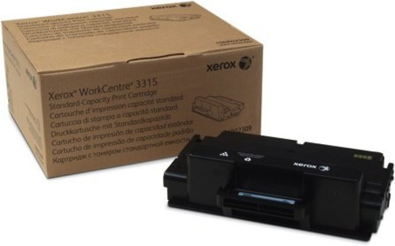 Xerox 106R02309 Black Toner Cartridge