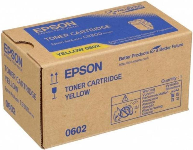 Epson S050602 Yellow Toner cartridge
