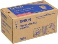 Epson S050603 Magenta Toner Cartridge