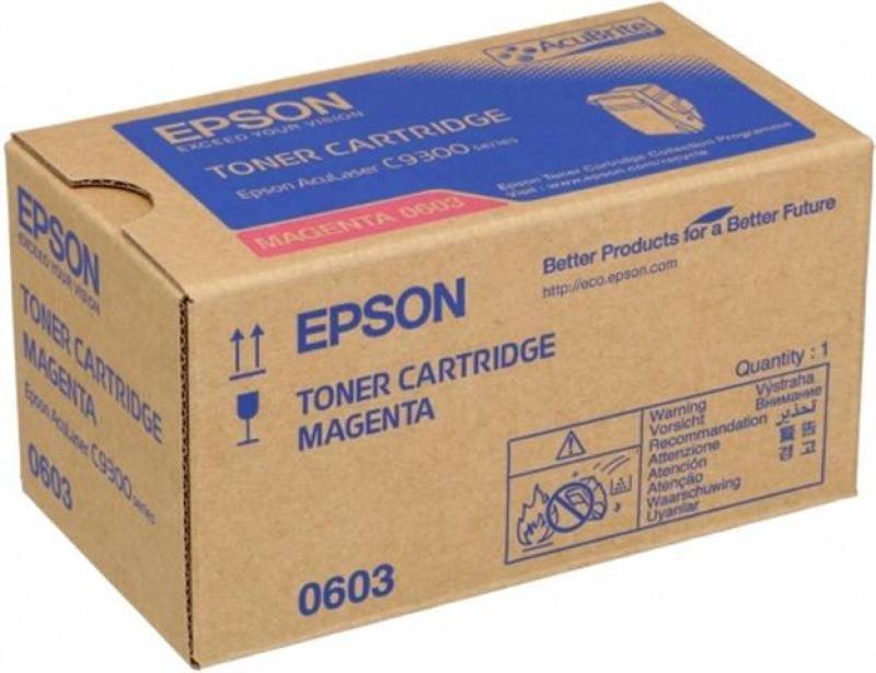 Epson S050603 Magenta Toner Cartridge