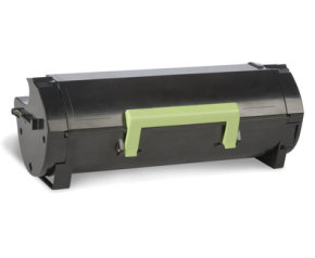 Lexmark 502UE Ultra High Yield Black Corporate Cartridge