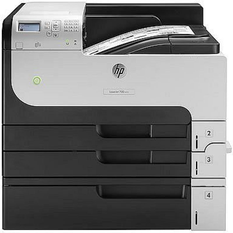 HP Laserjet Enterprise 700 M712XH Mono Printer