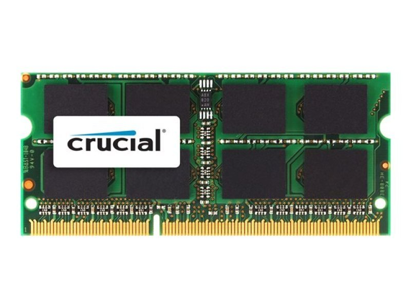 Crucial 2GB DDR3 1333MT/s Laptop Memory for Mac