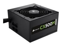 Corsair CXM 500W Semi Modular 80+ Bronze Power Supply