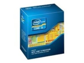 Intel Core i5 3350P 3.10GHz Socket 1155 6MB L3 Cache Retail Boxed Processor