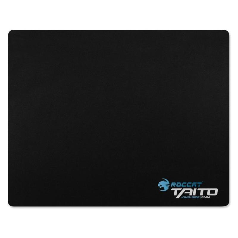 ROCCAT Taito KingSize Shiny Black Gaming Mousepad.
