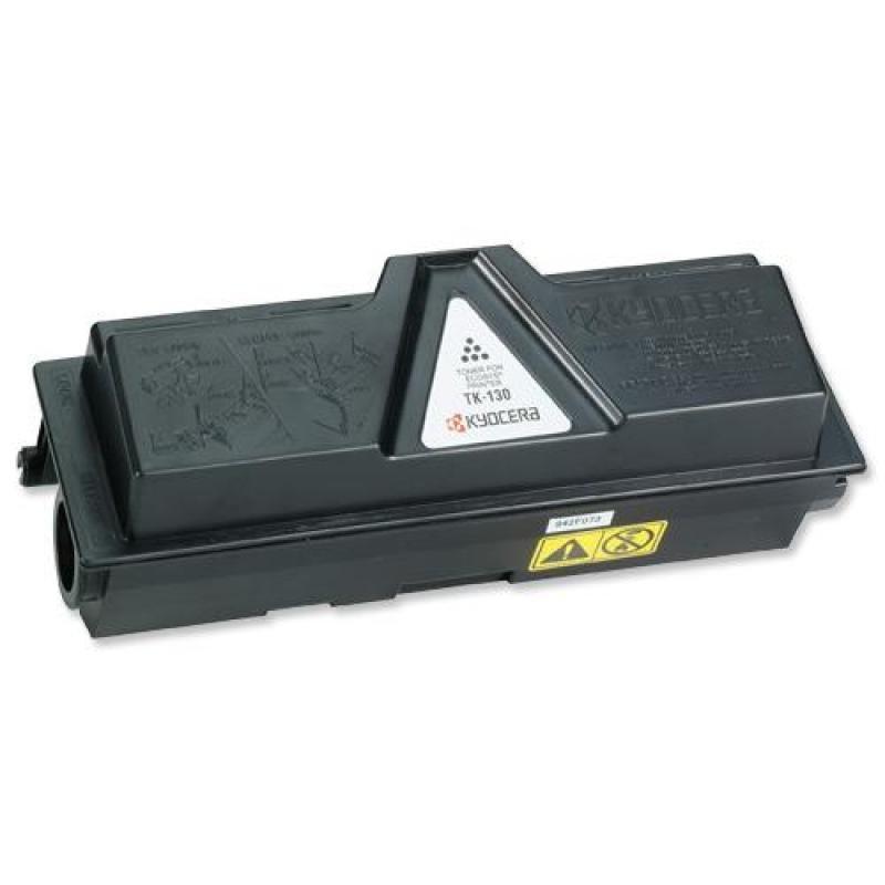 Kyocera TK-130 Microfine Black Toner Cartridge