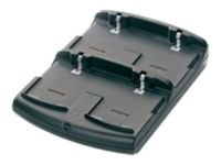 4 SLOT BATTERY CHARGER - FOR MC55 STD & EXT BATTERIES IN